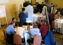 group sessions hawthorne consultants top team alignment